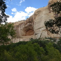 GSENM Lower Calf Creek Falls Trail 201409 UT007