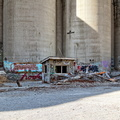 Abandoned Lime Cement Plant OR USA004