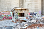 Abandoned Lime Cement Plant OR USA005