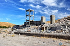 Abandoned Lime Cement Plant OR USA013