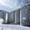 Abandoned Lime Cement Plant IR OR USA008