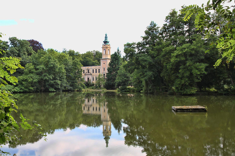 Schloss Dammsmühle Eigentümer