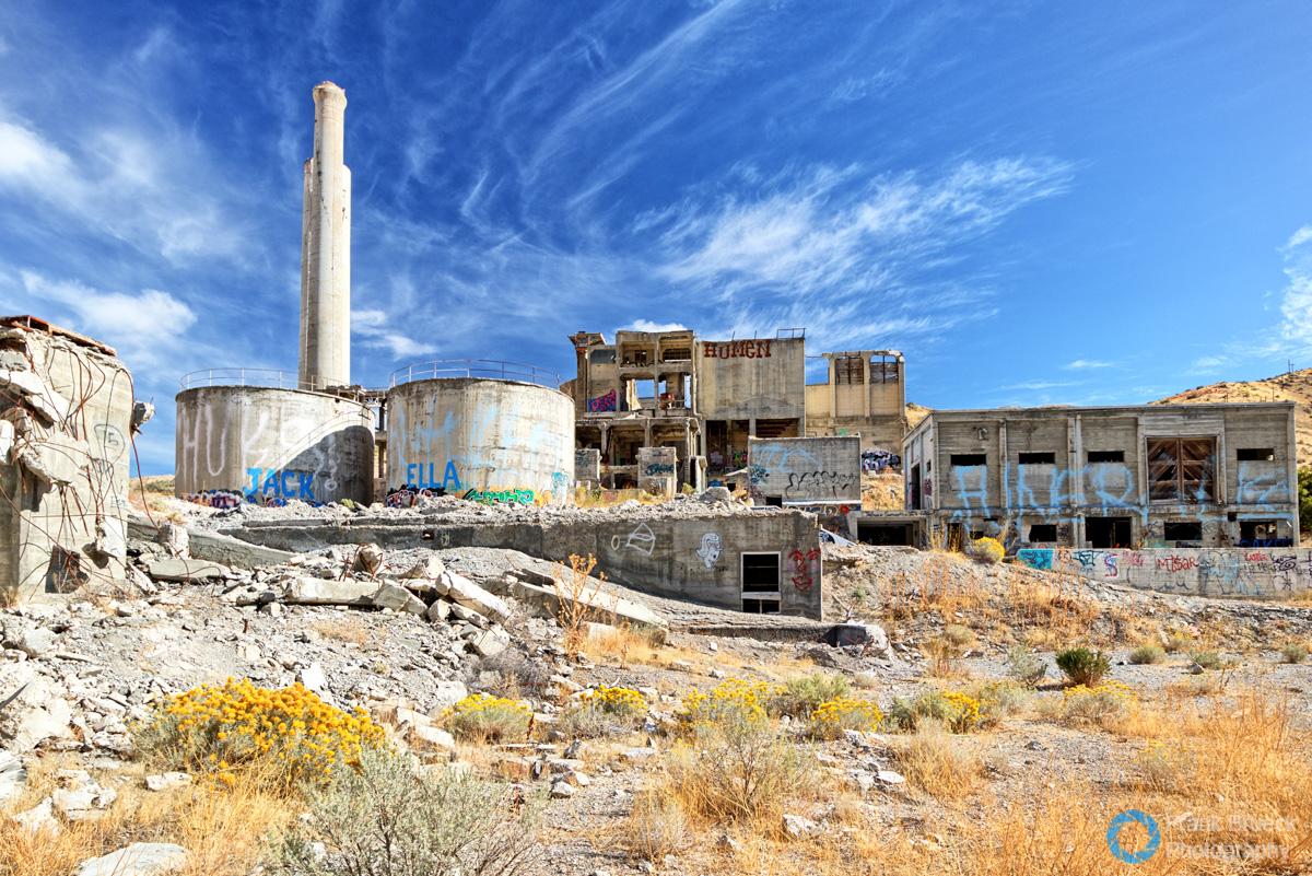 Idaho Cement Plants : Frank brueck photography