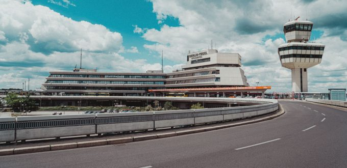 Flughafen Berlin-Tegel (TXL)