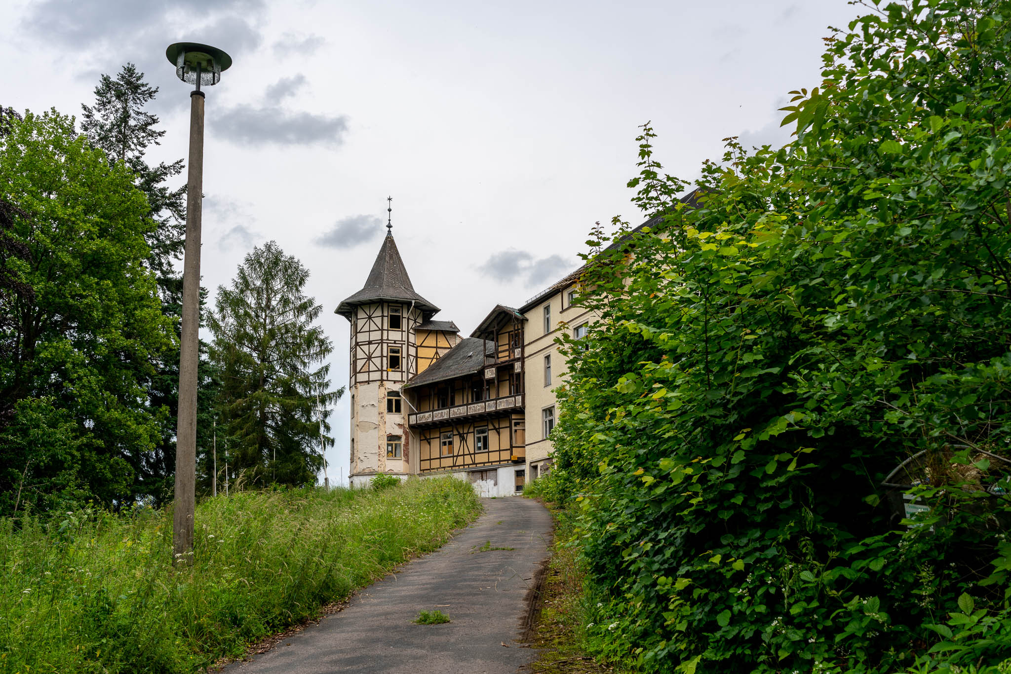 Waldsanatorium Schwarzeck