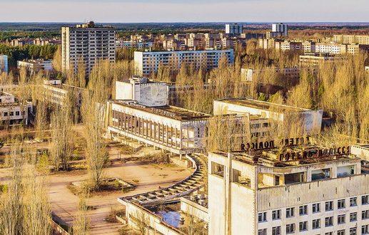 Tschernobyl und die gesperrte Zone. Relikte aus Utopia